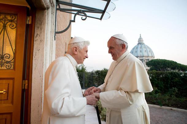 Riflessioni di un Papa emerito