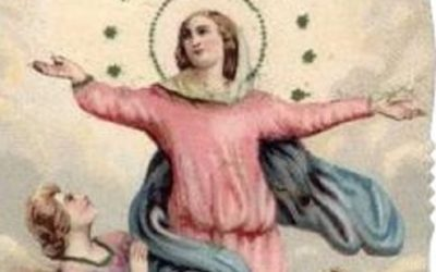 La Madonna, don Bosco, e la pioggia dell'Assunta