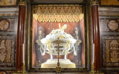 Da Roma a Betlemme, l'umanità di Cristo: ecco il paradiso