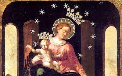 La Madonna di Pompei: storia di una devozione