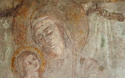 Lo sguardo dolce di Maria