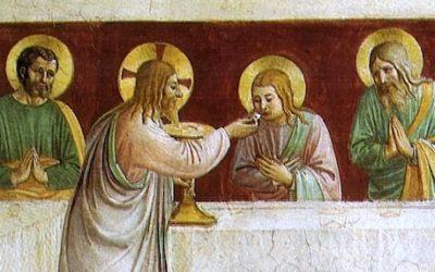 Il santissimo e umilissimo sacramento