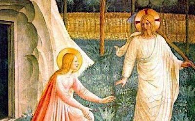 La Maddalena e l'essere sospesi alla grazia del Signore